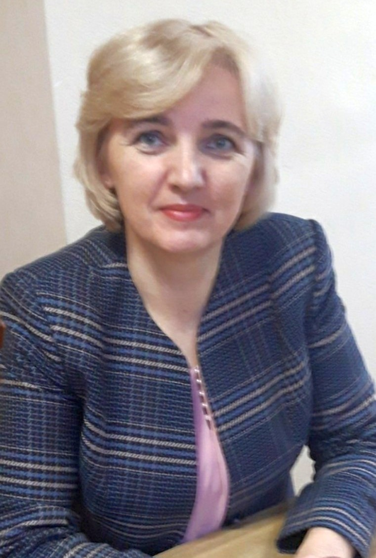 Шмерко Людмила Михайловна